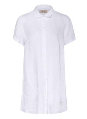 MOS MOSH Hemdbluse BRIELE aus Leinen