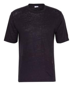 NN07 T-Shirt DYLAN aus Leinen