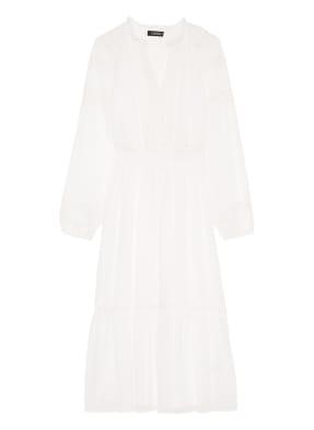 LAUREN RALPH LAUREN Kleid mit Spitzeneinsatz