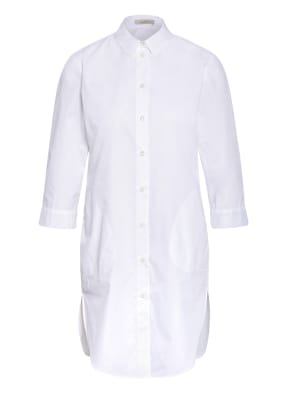 lilienfels Oversized-Hemdbluse mit 3/4-Arm