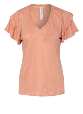 summum woman T-Shirt aus Leinen