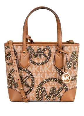 MICHAEL KORS Handtasche EVA mit Nietenbesatz und Pouch