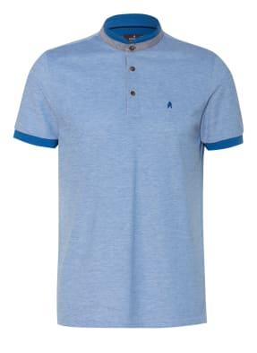 RAGMAN Piqué-Poloshirt Slim Fit