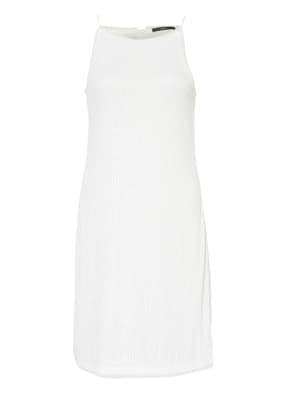 SET Kleid mit Paillettenbesatz