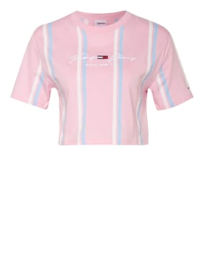 TOMMY JEANS Croped-Shirt