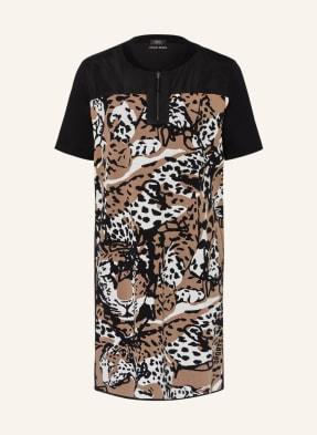 MARC CAIN Kleid mit Galonstreifen