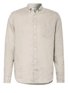 NN07 Leinenhemd LEVON Comfort Fit