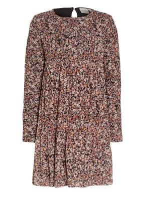 GARCIA Kleid mit Rüschenbesatz