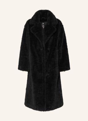 B & L Oversized-Mantel TRISHA aus Kunstfell