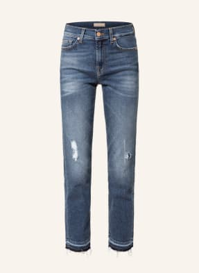 7 for all mankind 7/8-Straight Jeans THE STRAIGHT