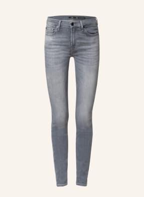 7 for all mankind Skinny Jeans THE SKINNY mit Swarovski Kristallen