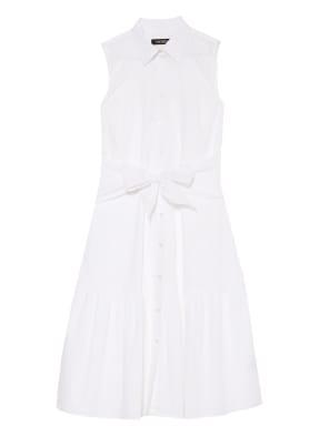 LAUREN RALPH LAUREN Kleid mit Lochspitze