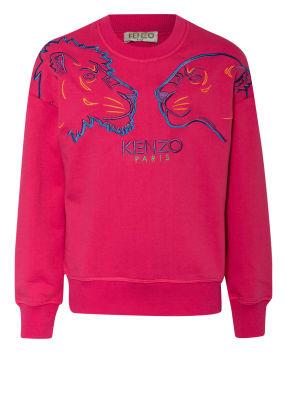 KENZO Sweatshirt mit Stickereien