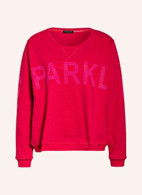 twenty six peers Sweatshirt mit Nietenbesatz