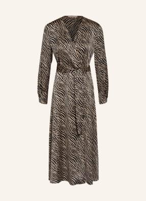 PENNYBLACK Kleid FILARE in Wickeloptik