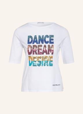 PENNYBLACK T-Shirt OTTAEDRO mit Pailettenbesatz