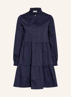 Mrs & HUGS Kleid mit Rüschenbesatz