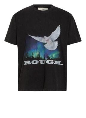 rough. Oversized-Shirt