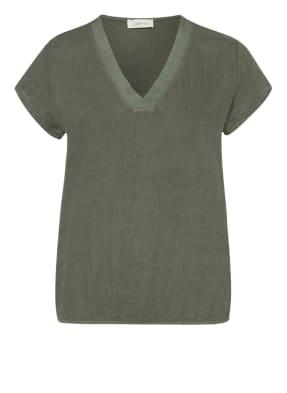 CARTOON Blusenshirt aus Leinen