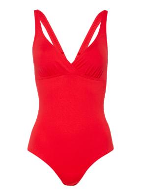 Hot Stuff Badeanzug SOLIDS RED