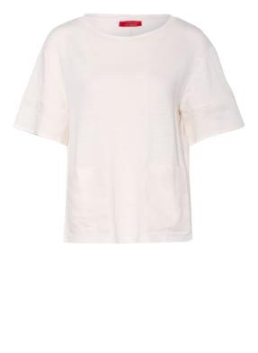 MAX & Co. T-Shirt DANESE aus Leinen
