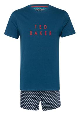 TED BAKER Shorty-Schlafanzug MARCS mit Geschenkbox
