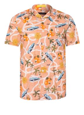 TED BAKER Kurzarm-Hemd Regular Fit