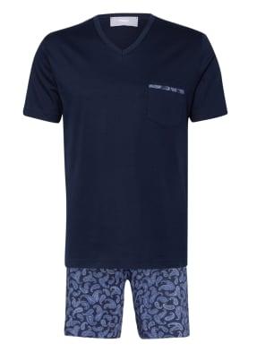 mey Shorty-Schlafanzug Serie PAISLEY