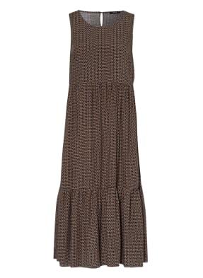 OPUS Kleid WORTA mit Rüschenbesatz