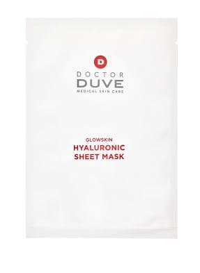 DOCTOR DUVE HYALURONIC SHEET MASK