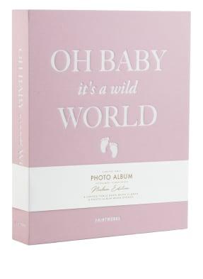 PRINTWORKS Fotoalbum BABY IT'S A WILD WORLD