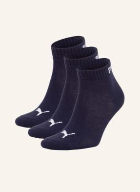 PUMA 3er-Pack Socken QUARTERS
