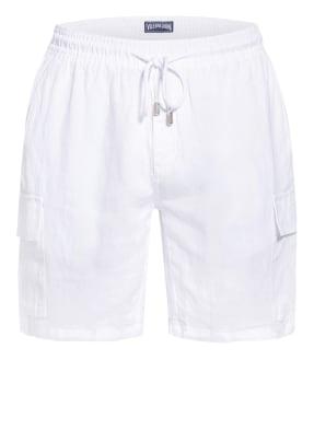 VILEBREQUIN Cargo-Shorts BAIE aus Leinen