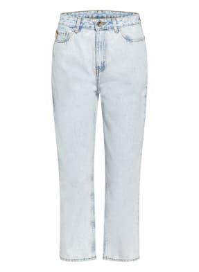 GANNI Straight Jeans