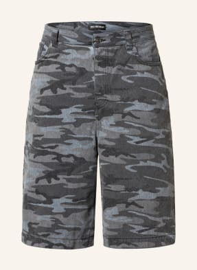 BALENCIAGA Jeans-Shorts