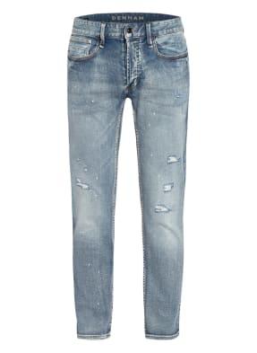 DENHAM Destroyed Jeans RAZOR Slim Fit
