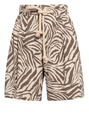 COPENHAGEN MUSE Shorts mit Leinen