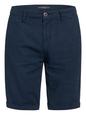 GUESS Shorts MYRON mit Leinen