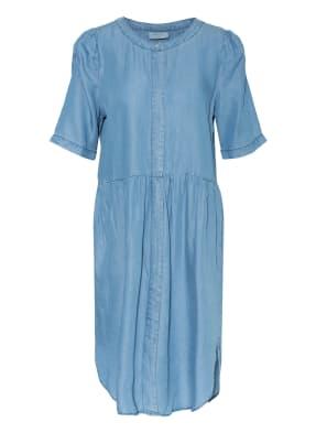 FREEQUENT Kleid FQROSIE in Jeansoptik