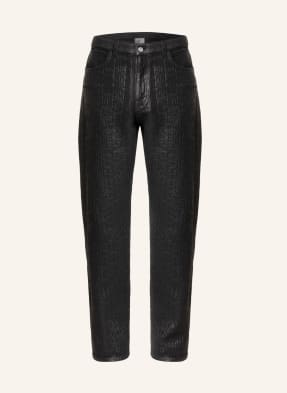 GIVENCHY Jacquard-Jeans Relax Fit