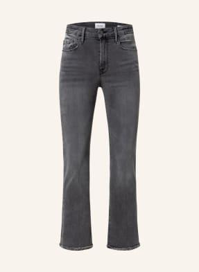 FRAME DENIM Flared Jeans LE CROP