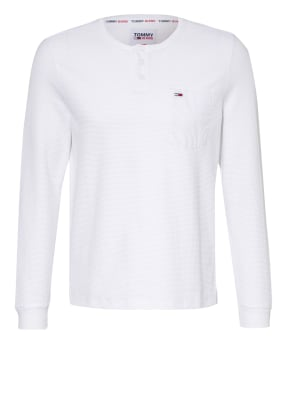 TOMMY JEANS Henley-Shirt