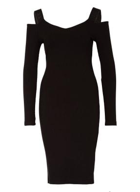 GUESS Cold-Shoulder-Kleid ANNAGRETA