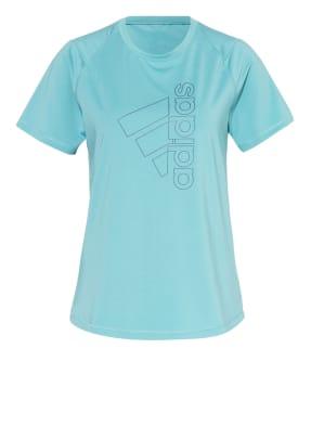 adidas T-Shirt TECH BADGE OF SPORTS