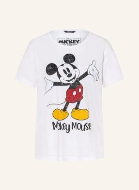 Princess GOES HOLLYWOOD T-Shirt mit Schmucksteinbesatz