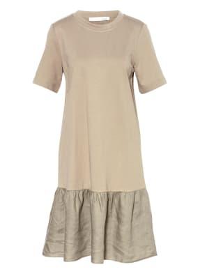 oui Kleid mit Leinen