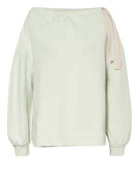 MAX & Co. Sweatshirt CIRO mit Galonstreifen