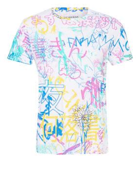 GUESS T-Shirt GRAFFITI COLLAGE