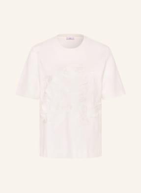 RIANI T-Shirt mit Stickereien