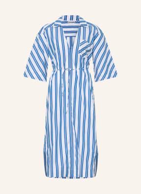 GANNI Oversized-Kleid